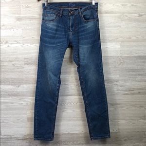 Distressed Jeans Zara Man